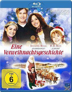 Blu-ray »Eine Vorweihnachtsgeschichte«