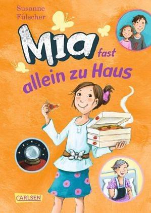 Gebundenes Buch »Mia fast allein zu Haus / Mia Bd.7«