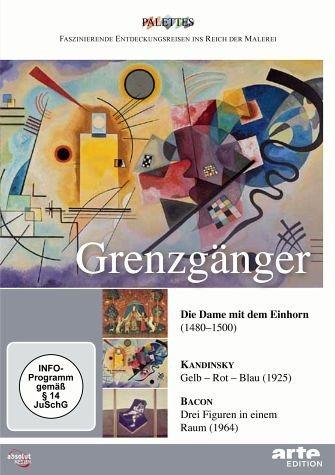 DVD »Grenzgänger: Die Dame mit dem Einhorn /...«