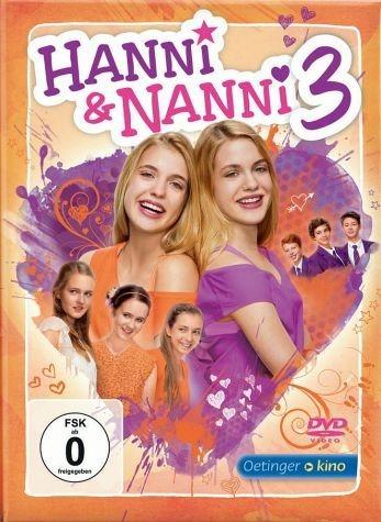 DVD »Hanni & Nanni 3 (nur für den Buchhandel)«