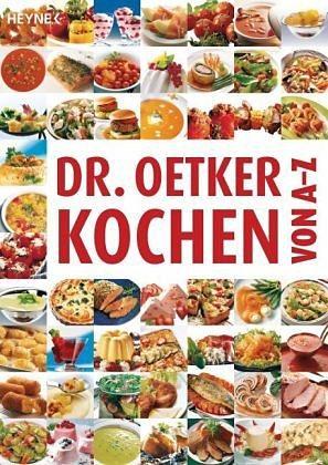 Broschiertes Buch »Dr. Oetker: Kochen von A-Z«