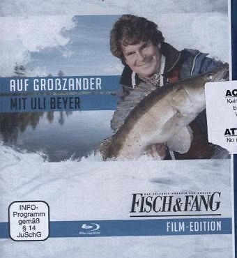 Blu-ray »Auf Großzander mit Uli Beyer, 1 Blu-ray«