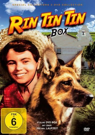 DVD »Rin Tin Tin Box (2 Discs)«
