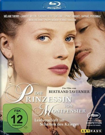Blu-ray »Die Prinzessin von Montpensier«