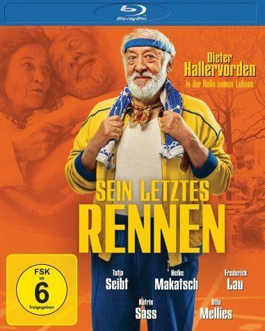 Blu-ray »Sein letztes Rennen«
