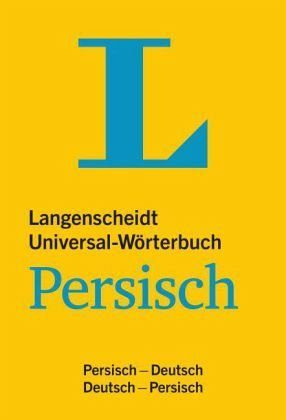 Buch mit Kunststoff-Einband »Langenscheidts Universal-Wörterbuch / Persisch«