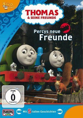 DVD »Thomas & seine Freunde - Percys neue Freunde...«