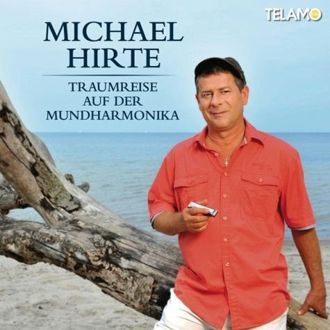Audio CD »Michael Hirte: Traumreise Auf Der Mundharmonika«