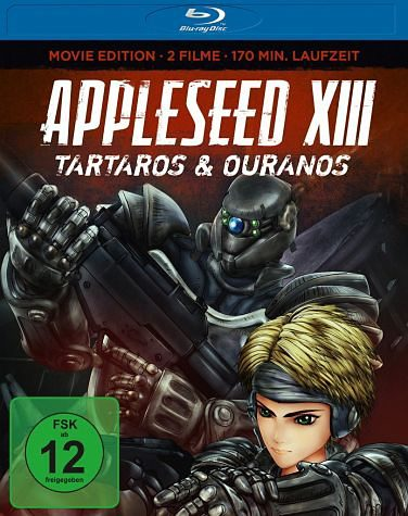 Blu-ray »Appleseed XIII: Tartaros/Ouranos«
