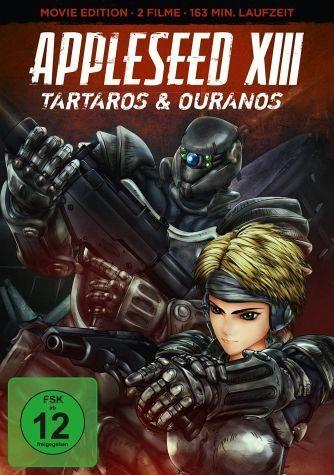 DVD »Appleseed XIII: Tartaros/Ouranos«