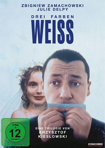 DVD »Drei Farben: Weiß«