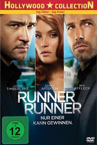 DVD »Runner Runner - Nur einer kann gewinnen.«