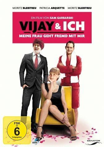 DVD »Vijay & ich - Meine Frau geht fremd mit mir«