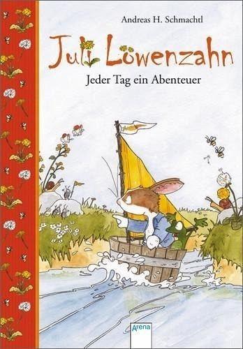 Gebundenes Buch »Jeder Tag ein Abenteuer / Juli Löwenzahn Bd.1«