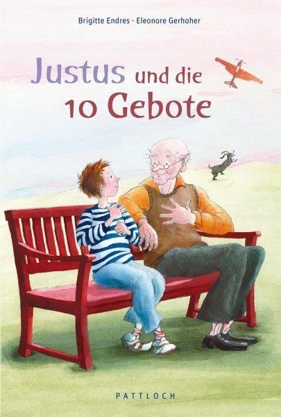 Gebundenes Buch »Justus und die 10 Gebote«