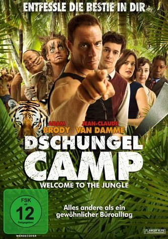 DVD »Dschungelcamp - Welcome to the Jungle«