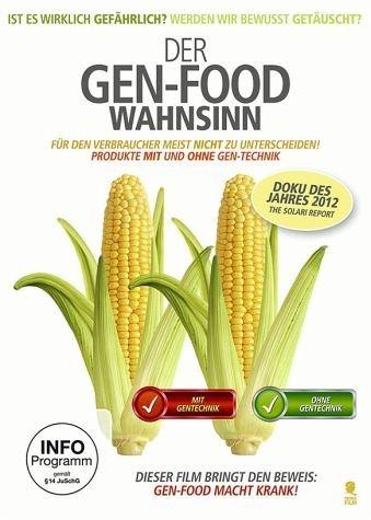 DVD »Der Gen-Food Wahnsinn«