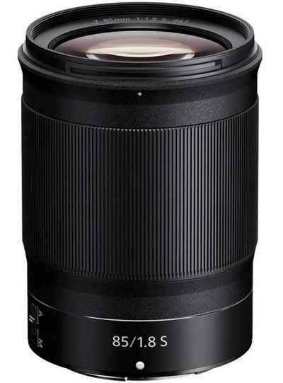 Nikon »Z 85mm f1,8 S« Objektiv
