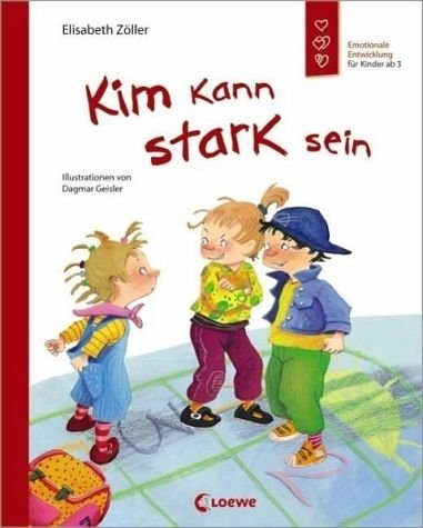 Gebundenes Buch »Kim kann stark sein«
