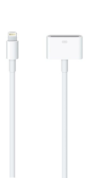 Apple Netzteil »Lightning to 30-polig Adapter - MD824ZM/A«