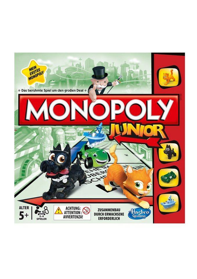 Hasbro, Kinderspiel, »Monopoly Junior«