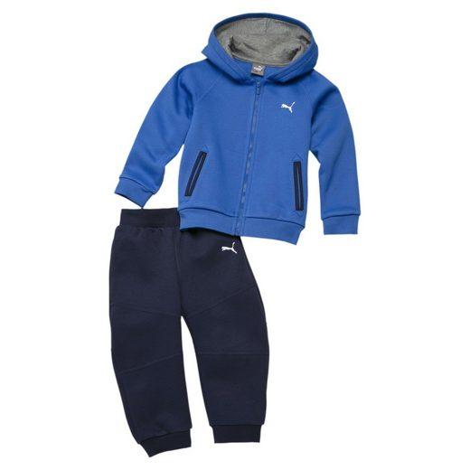 PUMA Trainingsanzug »Baby Jogginganzug-Set mit Kapuze«