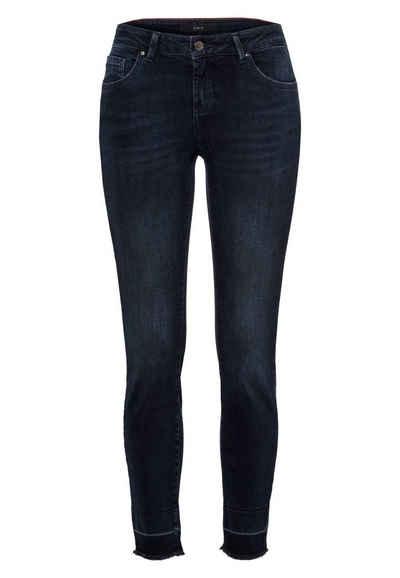 Zero 5-Pocket-Jeans »Padua Skinny Fit 28 Inch« weiteres Detail