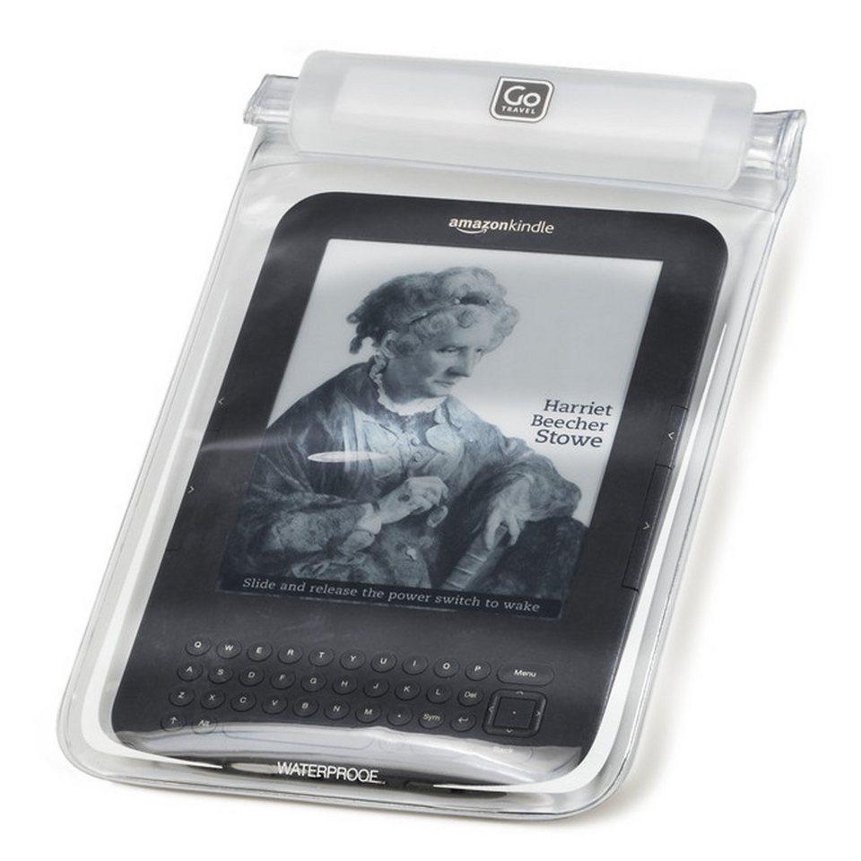 Go Travel Go Travel Reisezubehör wasserdichte iPad Mini / Kindle Hülle in transparent