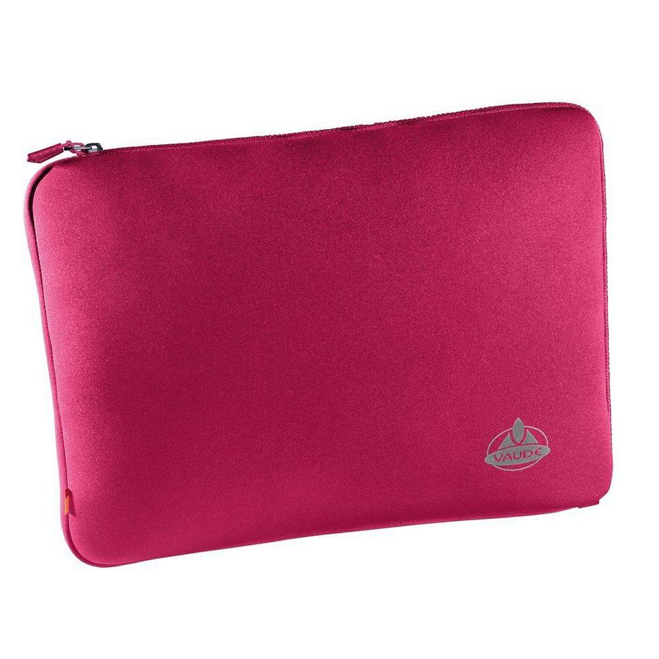 Vaude Cityslickers Laslo L XL Laptophülle 38 cm in raspberry
