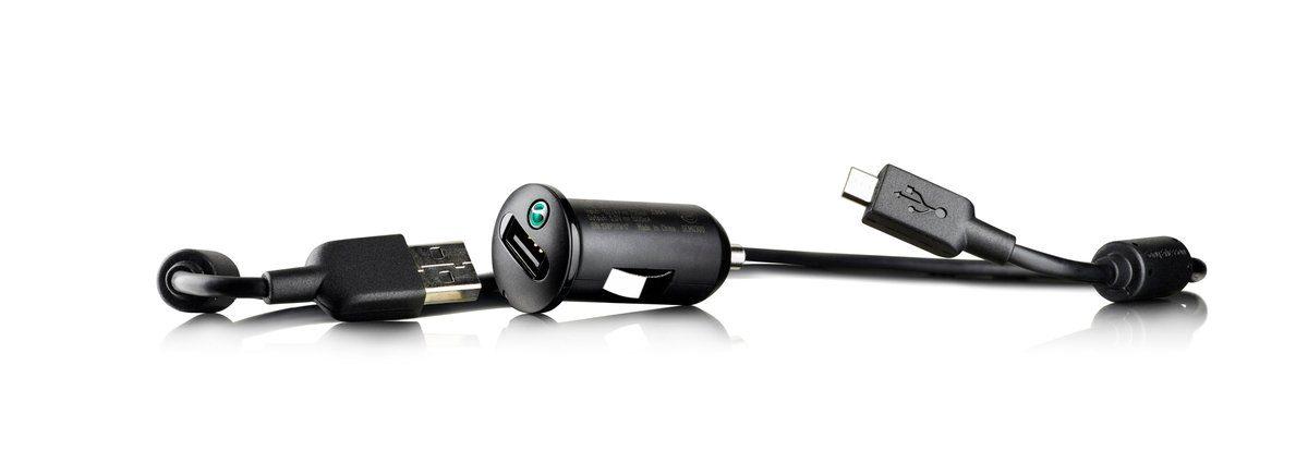 Sony Lader »AN401 KFZ-Ladestecker mit Kabel«
