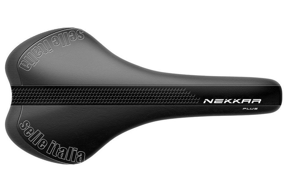 Selle Italia Fahrradsattel »Nekkar Plus Fahrradsattel«