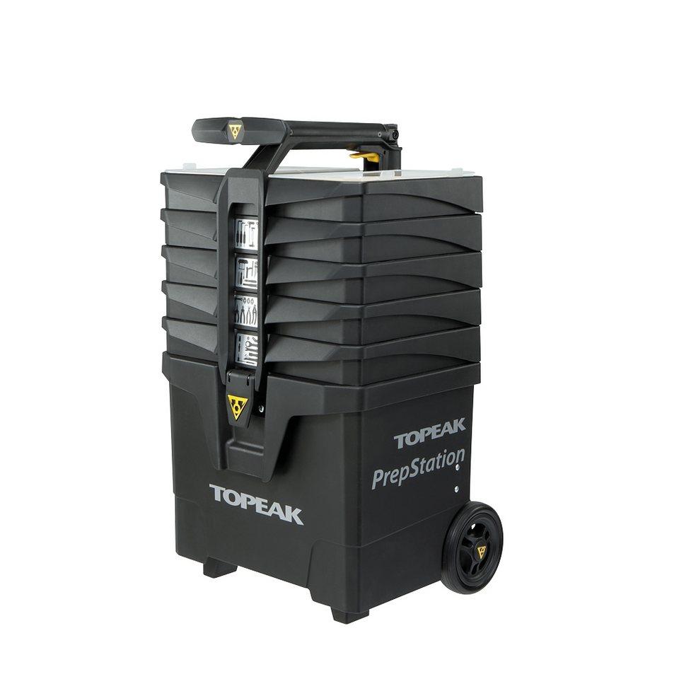 Topeak Werkzeug & Montage »PrepStation«