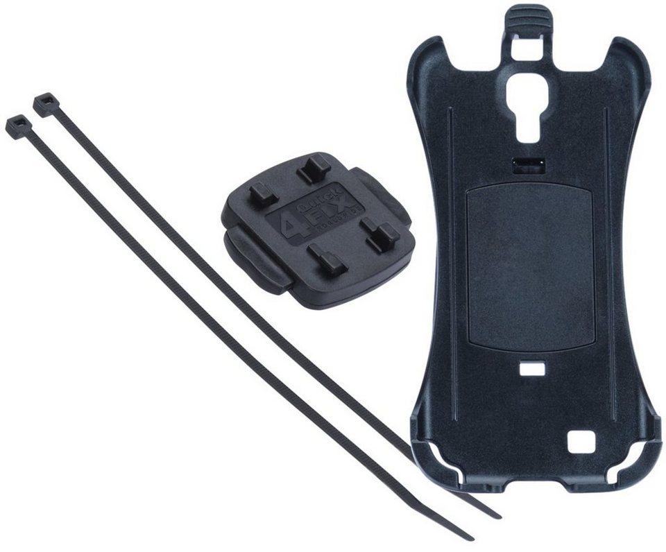 SMAR.T Fahrradhalterung »phone für Samsung Galaxy S 4« in Schwarz