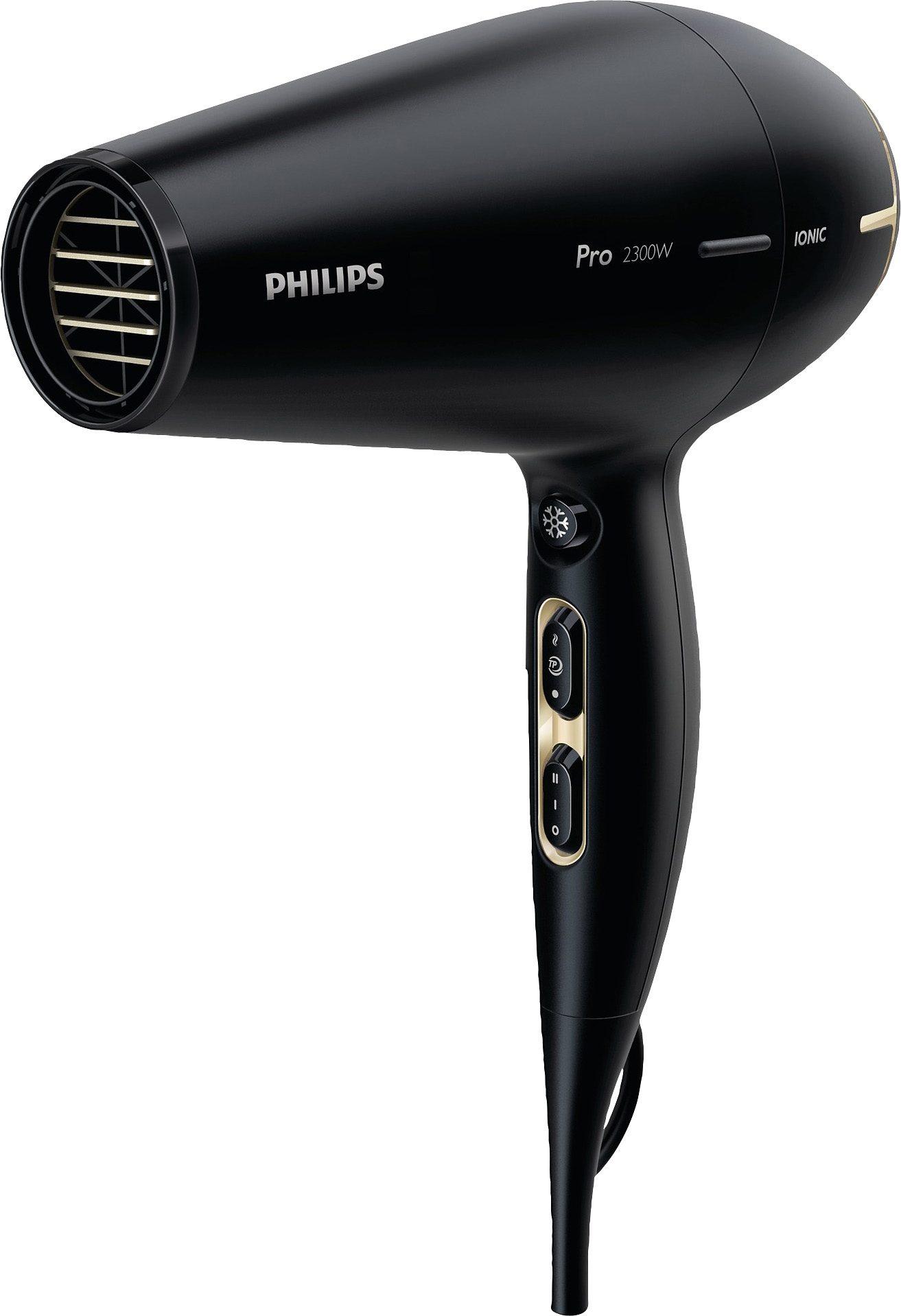 Philips Haartrockner HPS920/00 Pro Serie, 2300 W, AC Motor, Ionenfunktion