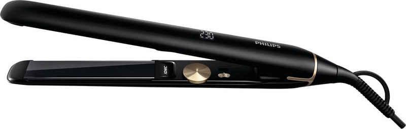 Philips Glätteisen »HPS930/00« Titan-Beschichtung, Pro Serie, Ionenfunktion, Titanbeschichtung