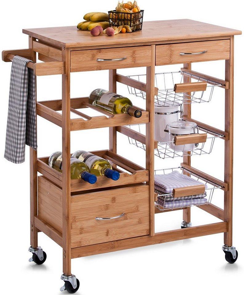 k chenwagen online kaufen servierwagen barwagen otto. Black Bedroom Furniture Sets. Home Design Ideas