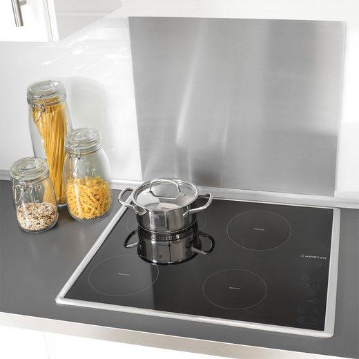 Zeller Present Küchenrückwand, (1-tlg), mit selbstklebenden Antirutsch-Gummifüssen