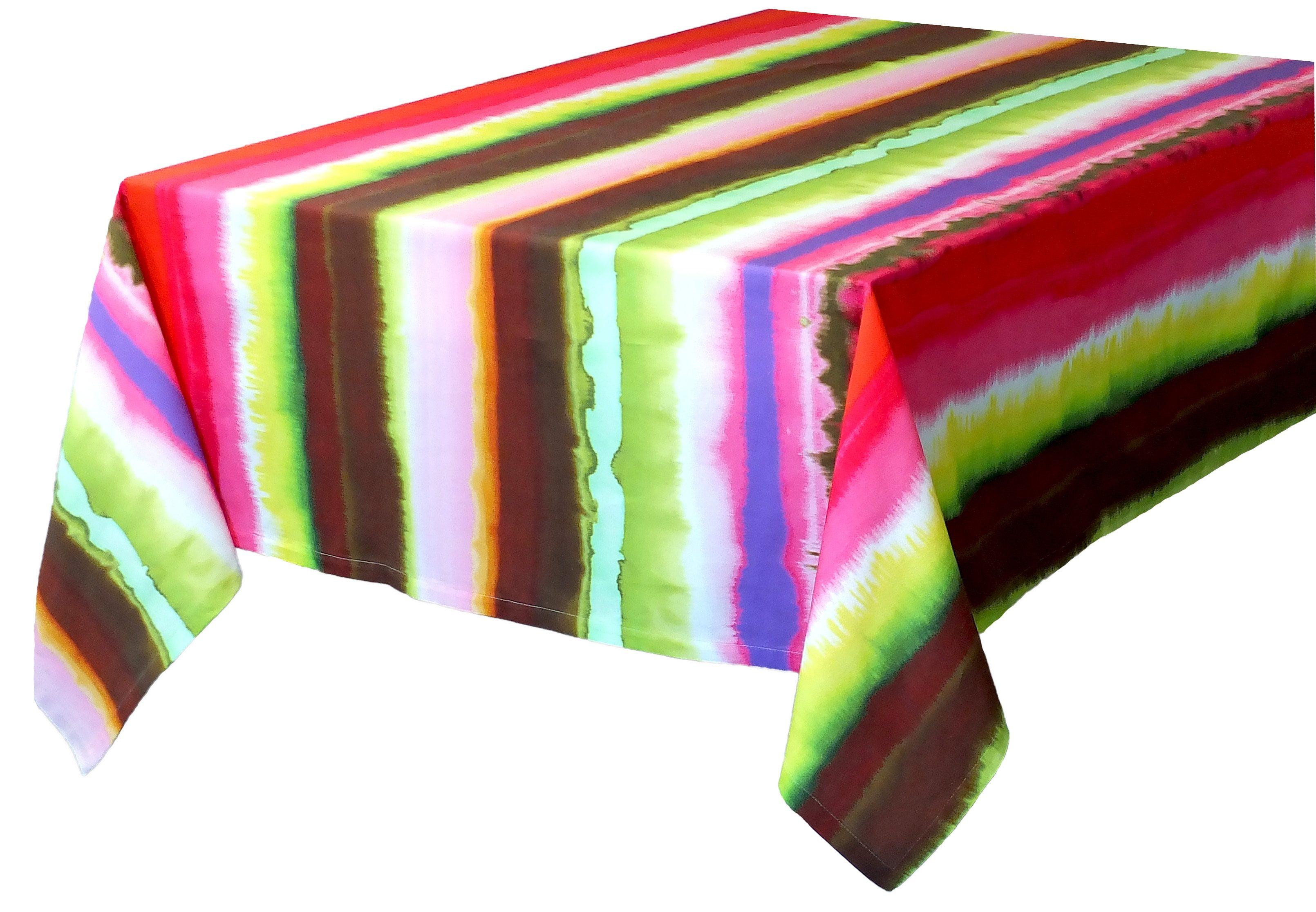 Tischdecke, Tom Tailor, »Rainbow« (1-er Pack)
