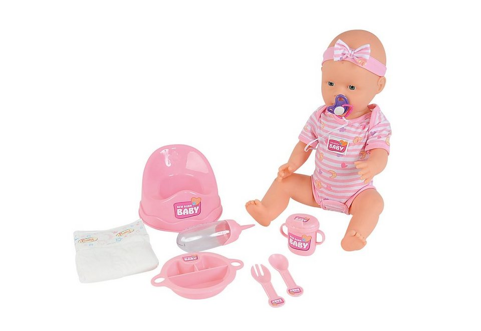 Babypuppe, »New Born Baby«, Simba®