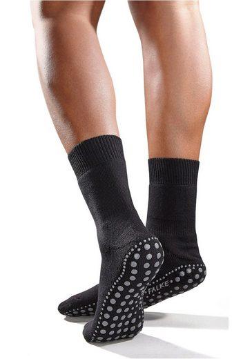 FALKE ABS-Socken »Homepad« (1-Paar) mit innenliegendem Plüsch
