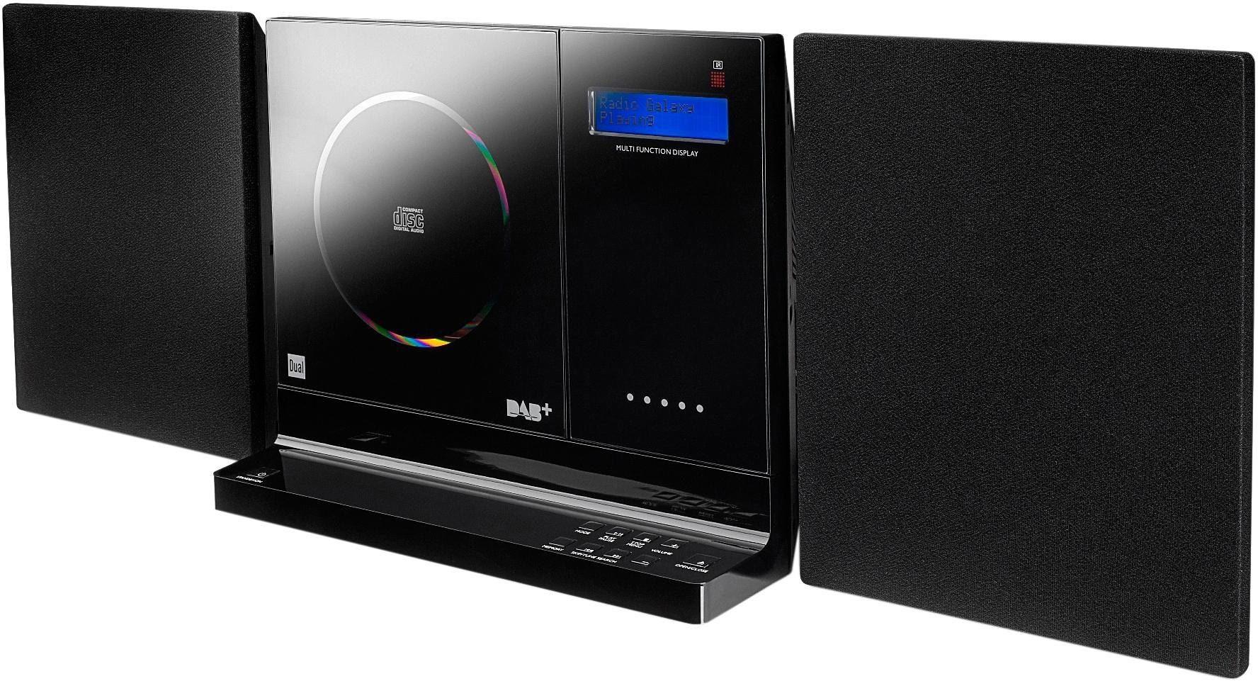 Dual Vertical DAB 101 Microanlage
