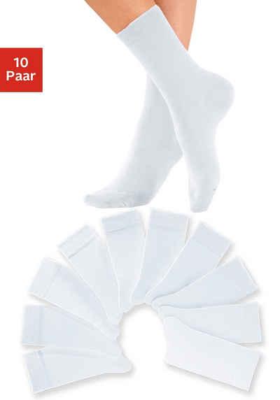 Socken in weiß online kaufen | OTTO