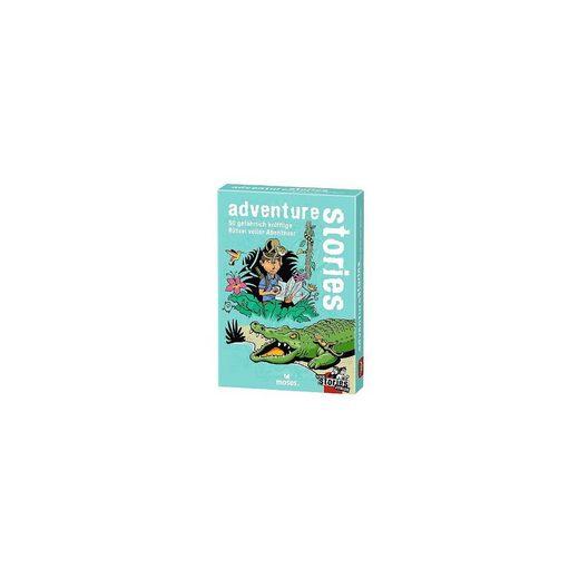 moses black stories junior: adventure stories (Kinderspiel)