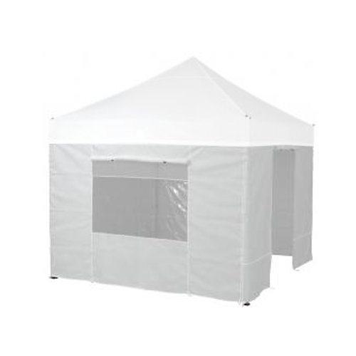 Tentastic Zelte »Seitenwandset Pro Pavillon 2,3 x 2,3 m« in gelb