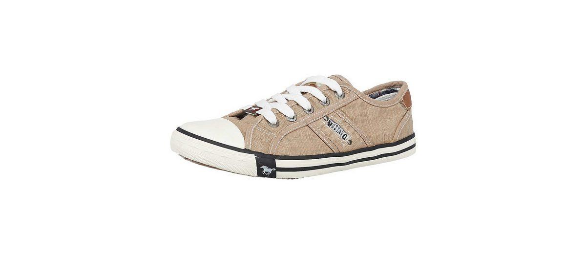 MUSTANG Sneakers Low Zuverlässig Günstig Online Rabatt 2018 Neueste Sammlungen Online Neue Online-Verkauf Spielraum Eastbay 8ihFG0gn66