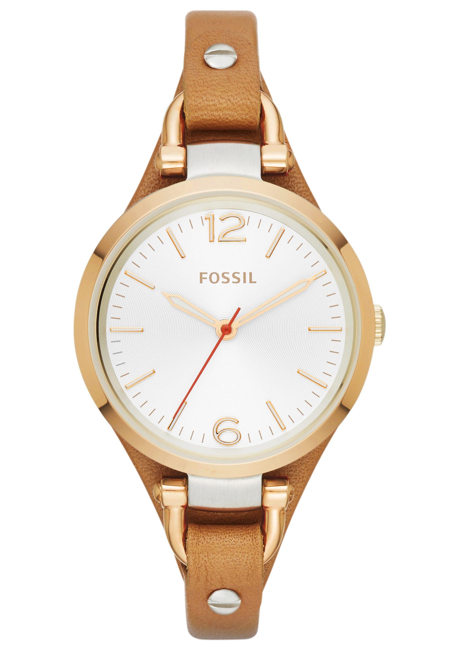 Fossil Quarzuhr »GEORGIA, ES3565«