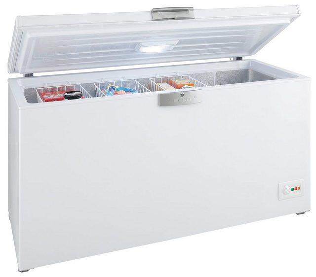 Küchengroßgeräte - BEKO Gefriertruhe HSA 47520, 155,2 cm breit, 451 l  - Onlineshop OTTO