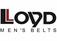 Lloyd Men's Belts