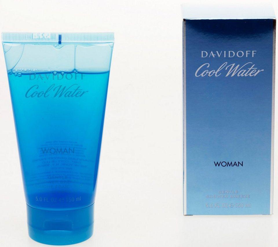 Davidoff, »Cool Water Women«, Duschgel in 150 ml