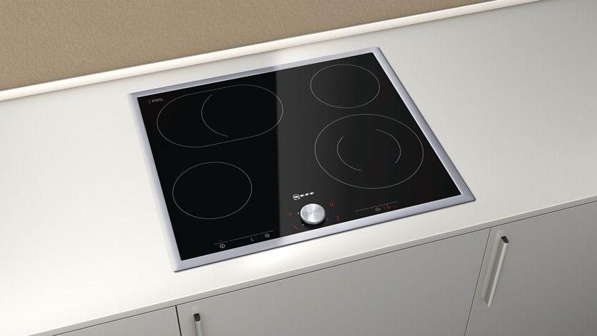 Neff Glaskeramik-Kochfeld von Schott Ceran® TT 1342 N TwistPad